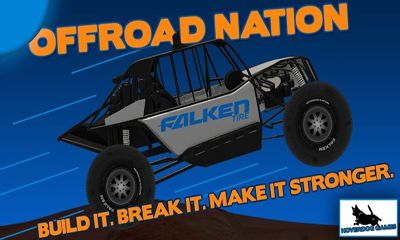 Offroad Nation Pro poster