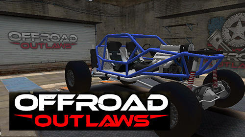 Offroad outlaws обложка