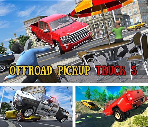In addition to the game Offroad pickup truck S for Android, you can download other free Android games for DOOGEE F2 Ibiza.