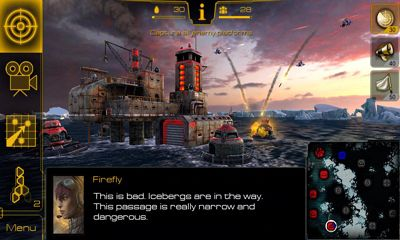 Oil Rush 3D Naval Strategy скриншот 2