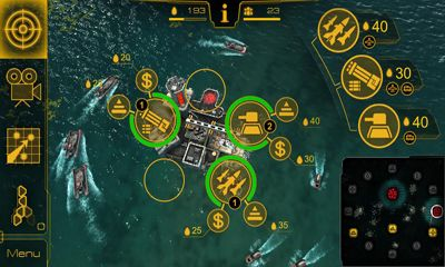 Oil Rush 3D Naval Strategy картинка из игры 3