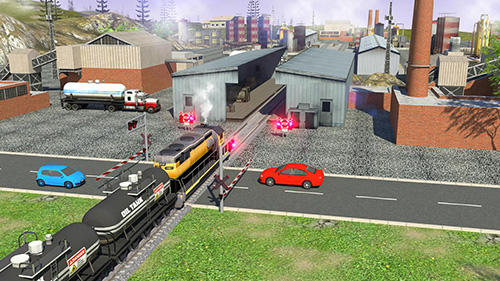 玩安卓版Oil tanker train simulator。免费下载游戏。