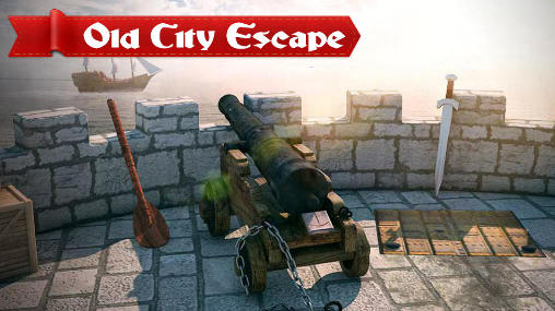 Old city escape обложка
