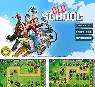 In addition to the game Gravity for Android phones and tablets, you can also download Old School Defense for free.