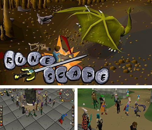 In addition to the game Bungo stray dogs: Tales of the lost for Android phones and tablets, you can also download Old school: Runescape for free.