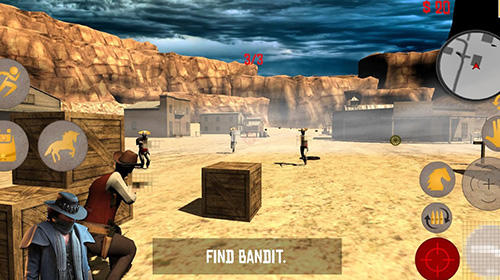 Download Old west: Sandboxed western Android free game.