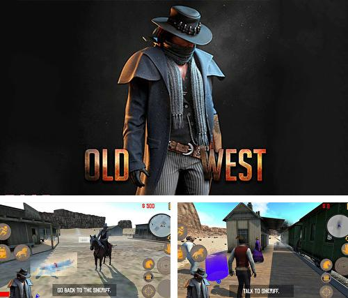 Old west: Sandboxed western