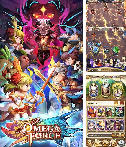 Omega force: TD battle arena