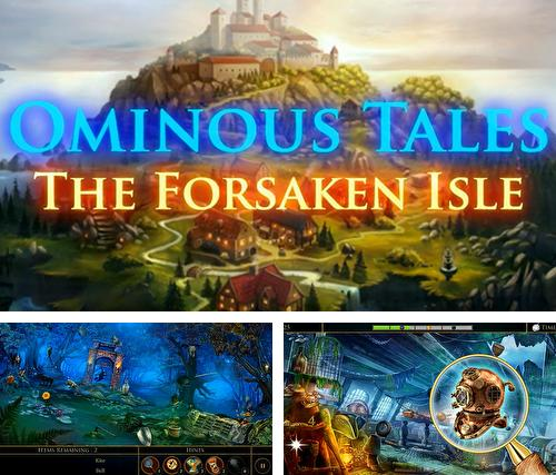 Ominous tales: The forsaken isle. Hidden object mystery finder