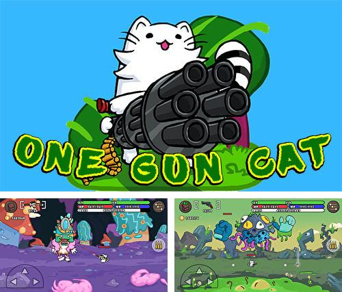 One gun: Cat