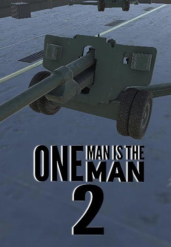 One man is the man 2 poster
