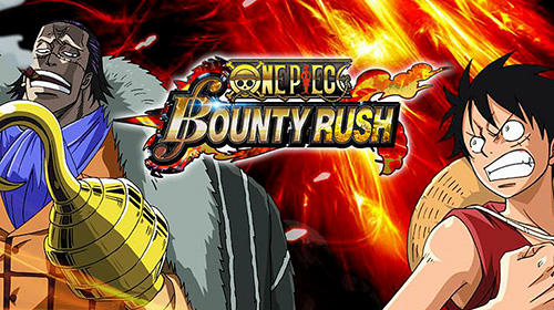 One piece: Bounty rush poster