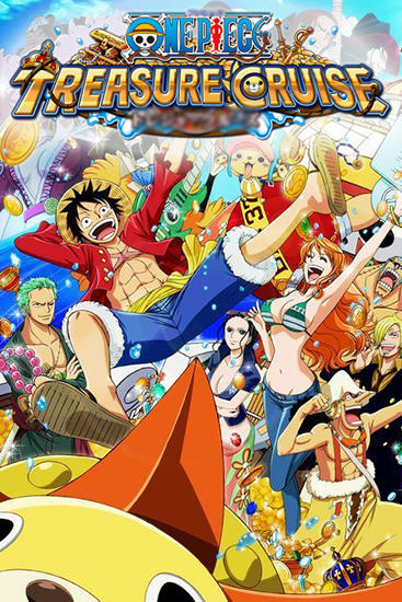 One piece: Treasure cruise poster