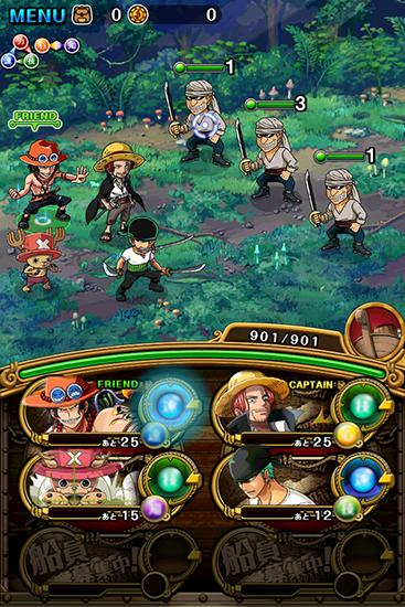 One piece: Treasure cruise screenshot 2