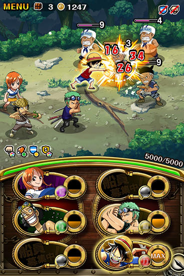 One piece: Treasure cruise screenshot 3