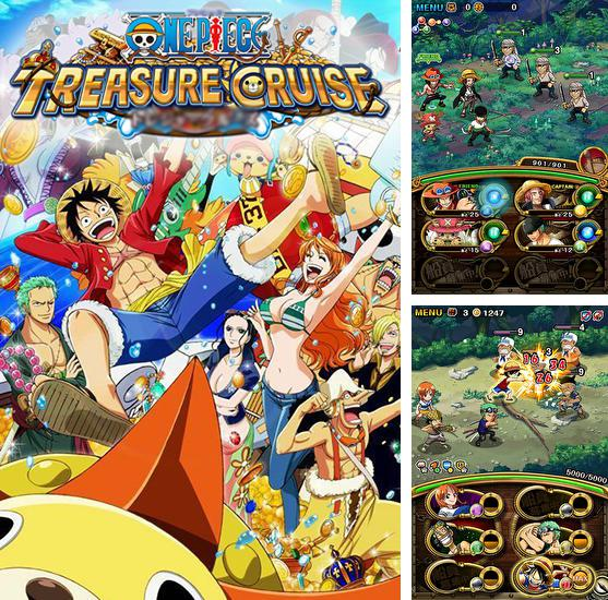In addition to the game Dragon ball Z: Dokkan battle for Android phones and tablets, you can also download One piece: Treasure cruise for free.
