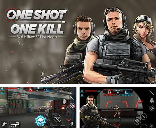 In addition to the game One shot one kill for Android, you can download other free Android games for Lenovo Sisley S90.