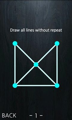 One touch Drawing für Android spielen. Spiel One touch Drawing kostenloser Download.