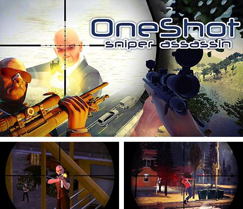 Oneshot: Sniper assassin game