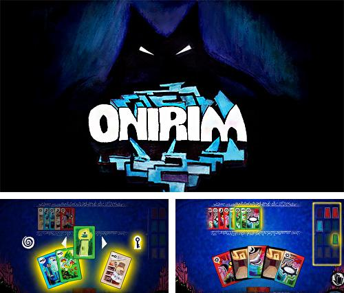 Onirim: Solitaire card game