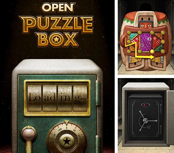 In addition to the game Open puzzle box for Android, you can download other free Android games for BRAVIS NB75.