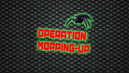 Operation: Mopping-up! обложка