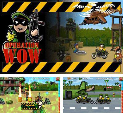 In addition to the game Touch Detective 2 1/2 for Android phones and tablets, you can also download Operation Wow for free.