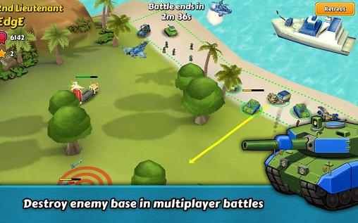 Kostenloses Android-Game Ops Battleforce 2. Vollversion der Android-apk-App Hirschjäger: Die Ops battleforce 2 für Tablets und Telefone.