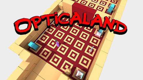 Opticaland poster