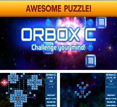 In addition to the game Rescue Roby for Android phones and tablets, you can also download Orbox C for free.