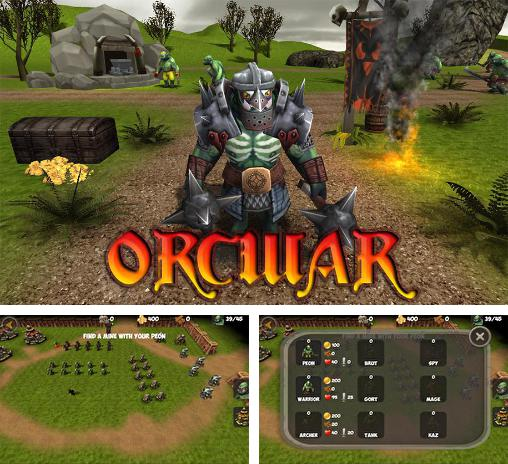 In addition to the game Equilibrium for Android phones and tablets, you can also download Orc war RTS for free.