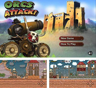In addition to the game Tiny Story In Love for Android phones and tablets, you can also download Orcs Attack for free.