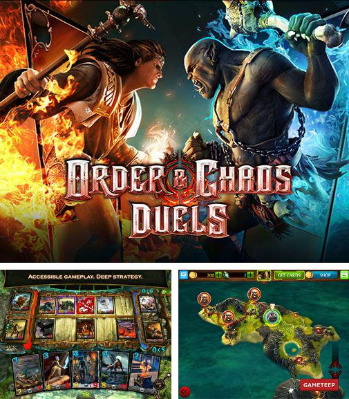 In addition to the game Day of madness for Android phones and tablets, you can also download Order & Chaos: Duels for free.