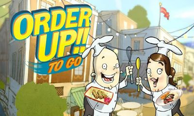 Order Up!! To Go poster