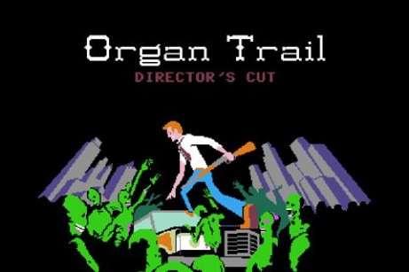 Organ trail: Director's cut poster