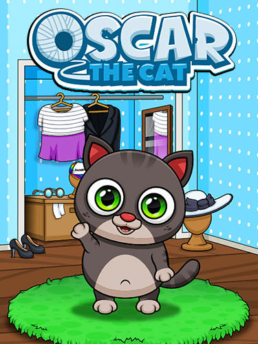 Oscar the virtual cat обложка