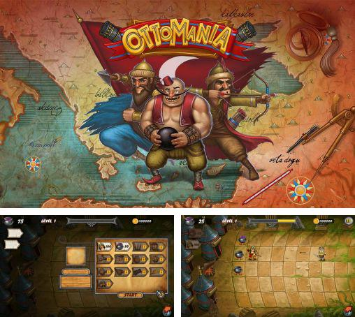 In addition to the game Roaming Fortress for Android phones and tablets, you can also download Ottomania for free.