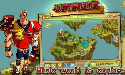 OutFight screenshot 2