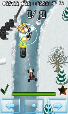 Download Outlaw Racing Android free game.