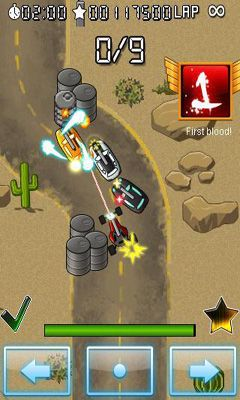 Get full version of Android apk app Outlaw Racing for tablet and phone.