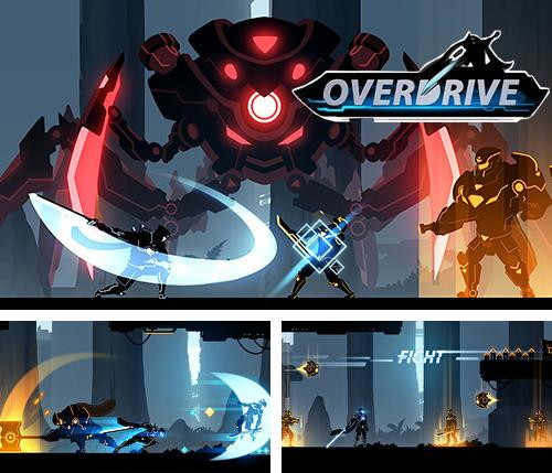 Overdrive: Ninja shadow revenge