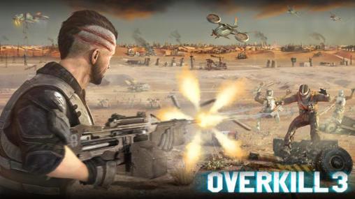 gambar 4 - game offline over kill 3