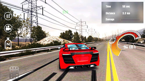 Baixe o jogo Overtake: Car traffic racing para Android gratuitamente. Obtenha a versao completa do aplicativo apk para Android Overtake: Car traffic racing para tablet e celular.
