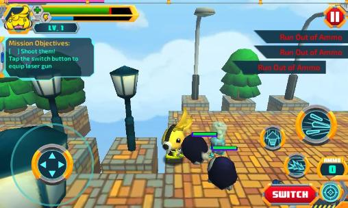 Own super squad screenshot 3