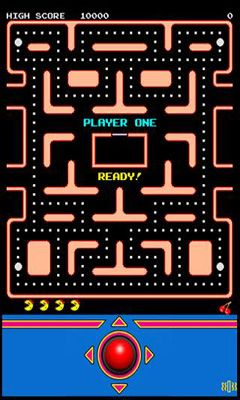 Screenshots do PAC-MAN by Namco - Perigoso para tablet e celular Android.