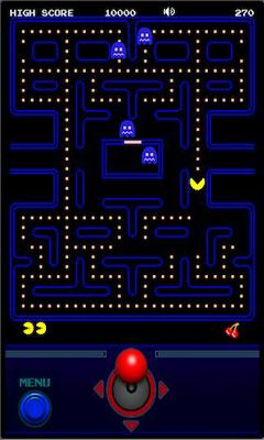 pacman game for mobile phone free download