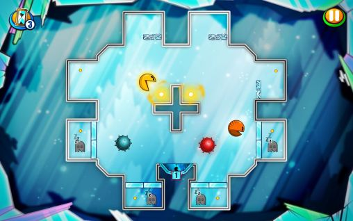 Screenshots von Pac-Man friends für Android-Tablet, Smartphone.
