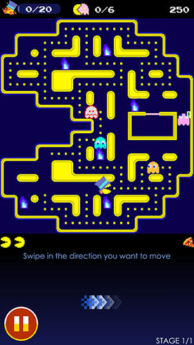 Download Pac-Man hats 2 Android free game.