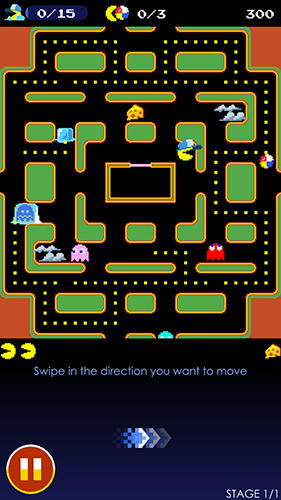 Screenshots of the Pac-Man hats 2 for Android tablet, phone.