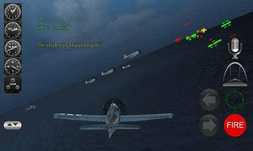 Pacific navy fighter: Commander edition screenshot 5